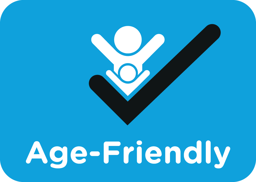 Age friendly standards logo