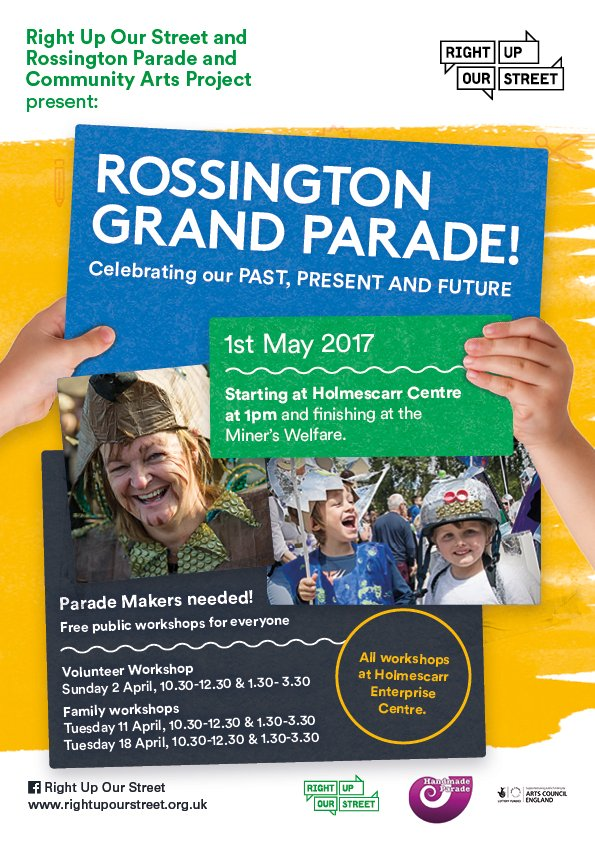 Rossington Grand Parade