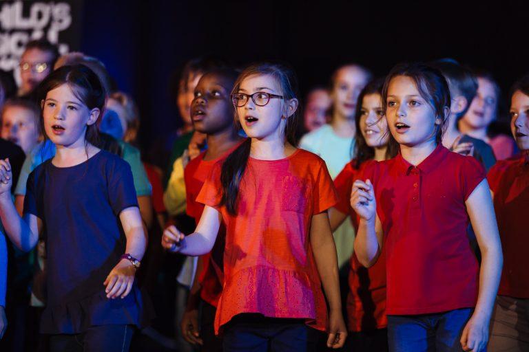 Doncaster schools at the Royal Albert Hall