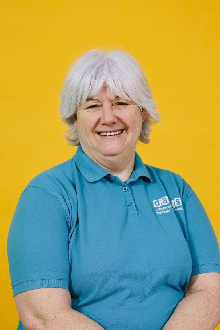 Maureen Bradbury - Receptionist