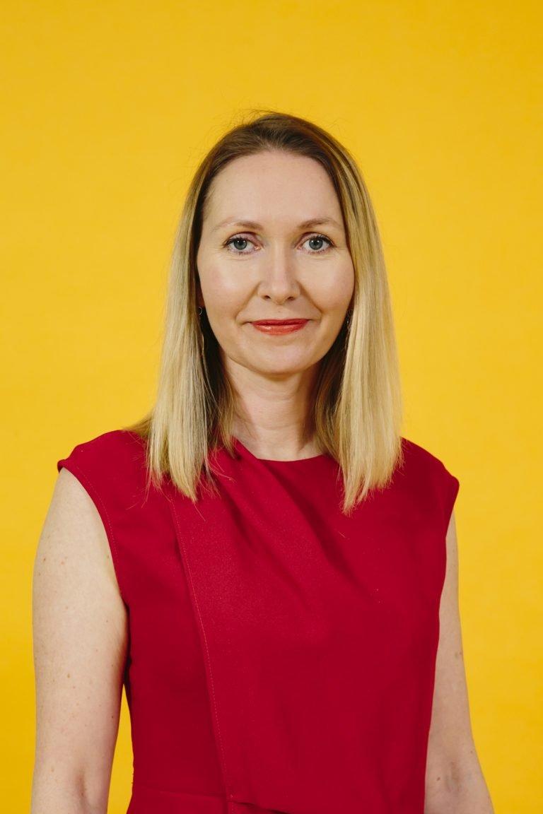 Helen Jones - Assistant Director