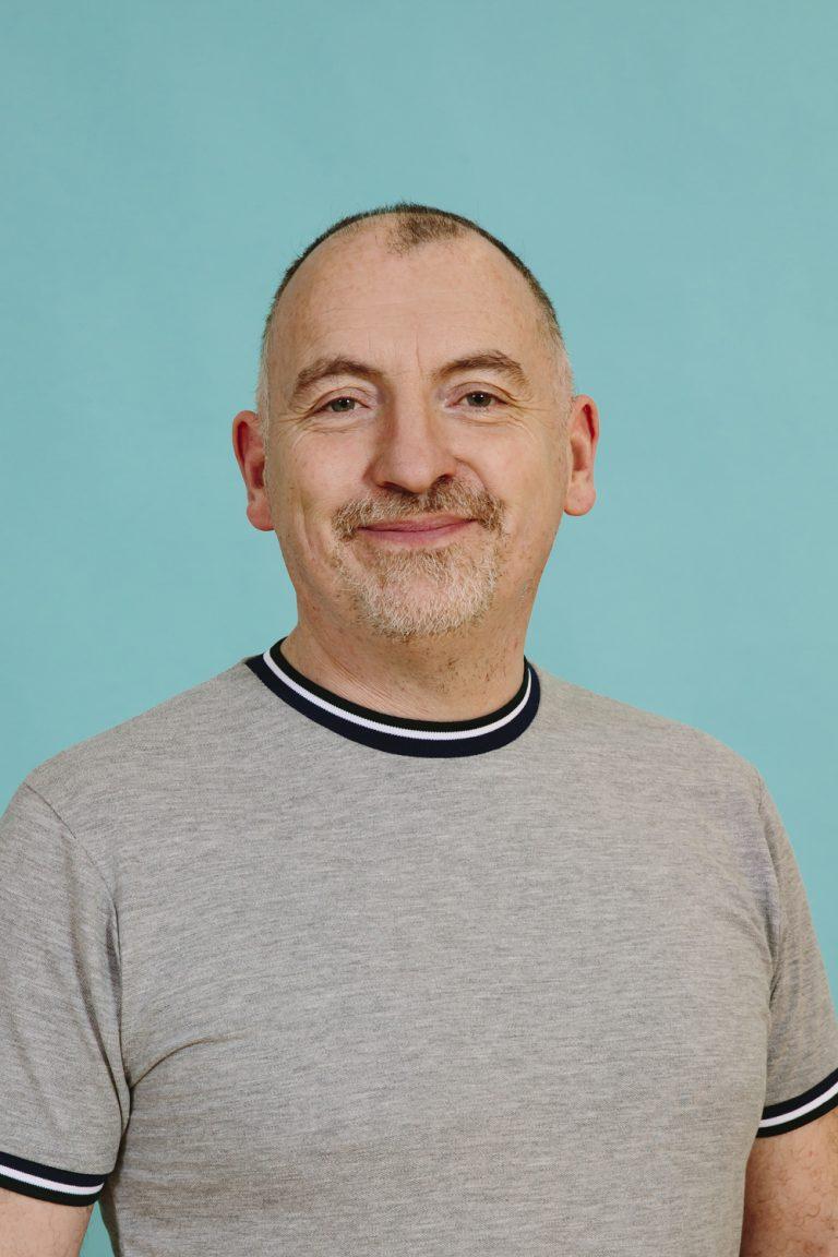 James Rosser – Participation Co-ordinator